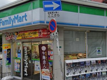 ファミリーマート四ツ橋なんば駅前店の画像1
