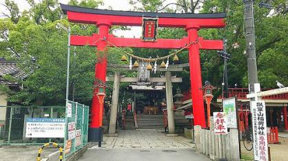 瓢箪山稲荷神社の画像1