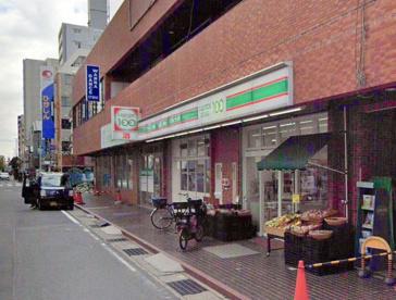 ローソンストア100 LS市川南三丁目店の画像1