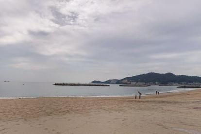 片男波海岸の画像1