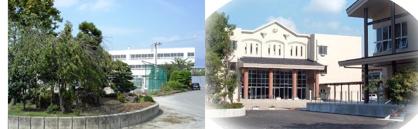 甲府市立南西中学校の画像1