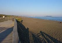 汐見台海岸