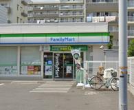 ファミリーマート アイダ草加中央店