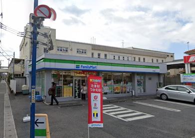 ファミリーマート 市川新田店の画像1