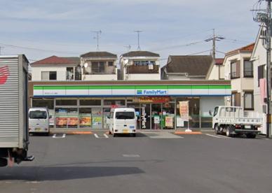 ファミリーマート 市川北インター東店の画像1