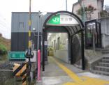 仙山線北山駅
