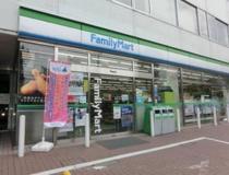 ファミリーマート 横浜中山町店