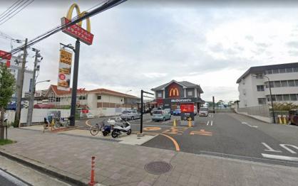 マクドナルド 大蔵海岸店の画像1