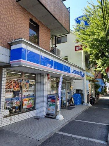 ローソン日の出町店の画像