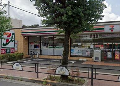 セブン-イレブン 練馬田柄通り店の画像1