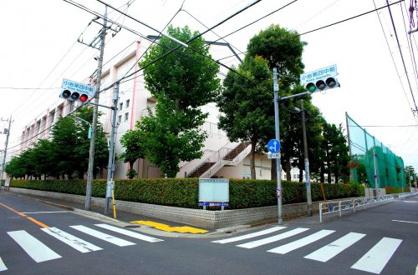 江戸川区立小岩第四中学校の画像1