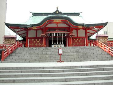 花園神社の画像1