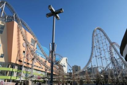 東京ドームシティラクーア インデックスの画像1