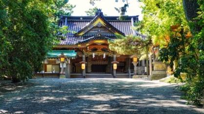根津神社の画像1