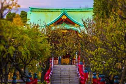 湯島天満宮(湯島天神)の画像1