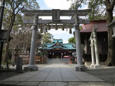 多摩川浅間神社の画像1