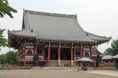 池上本門寺霊寶殿の画像1