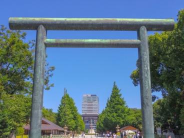 靖国神社の画像1
