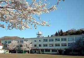 八王子市立川口中学校の画像1