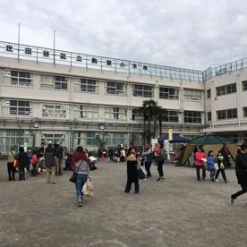 世田谷区立駒繋小学校の画像1