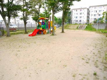 UR都市機構平城第一団地公園の画像3
