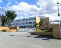 高崎市立群馬南中学校