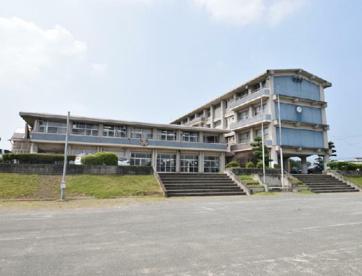 高崎市立八幡中学校の画像1