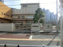 新宿区立西戸山中学校