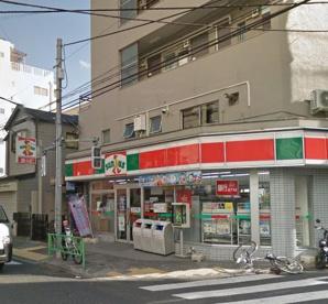 サンクス中野弥生町店の画像1