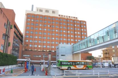 東京女子医科大学病院の画像1
