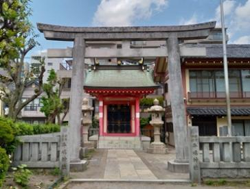 摂社若宮牛嶋神社の画像1