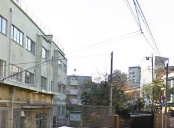 中野区立第三中学校の画像1