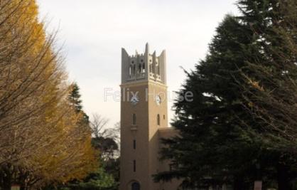 私立早稲田大学早稲田キャンパスの画像1