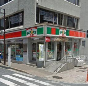 サンクス 神楽坂駅前店の画像1
