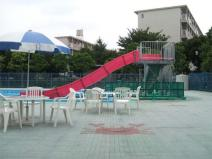 小倉西児童プール