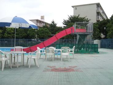 小倉西児童プールの画像1