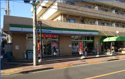ファミリーマート 練馬氷川台店の画像1