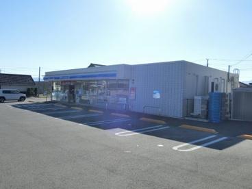 ローソン六科店の画像1