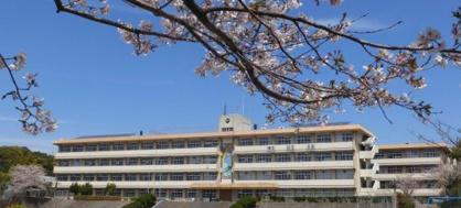 谷山北中学校の画像1