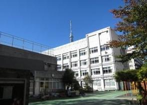 柳島小学校の画像1