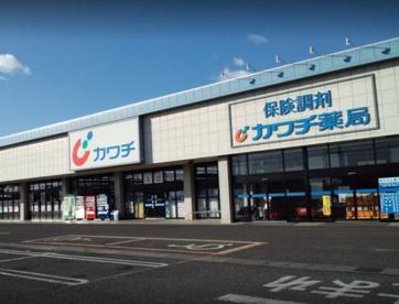カワチ薬品 高崎駅東店の画像1