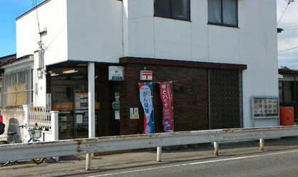 高崎粕沢橋郵便局の画像1