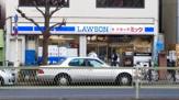 ローソン+ドラッグミック天神橋六丁目店
