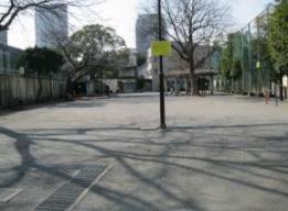 泉岳寺前児童遊園の画像1