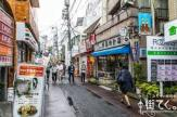 明大前商店街