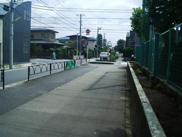 用賀中学校の画像2