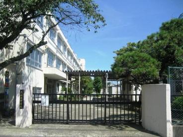 尾山台中学校の画像1