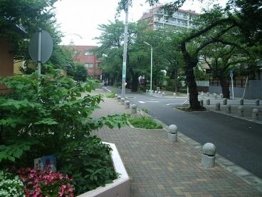 東深沢中学校の画像3