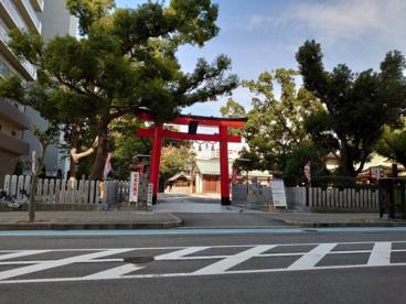 開口神社の画像1