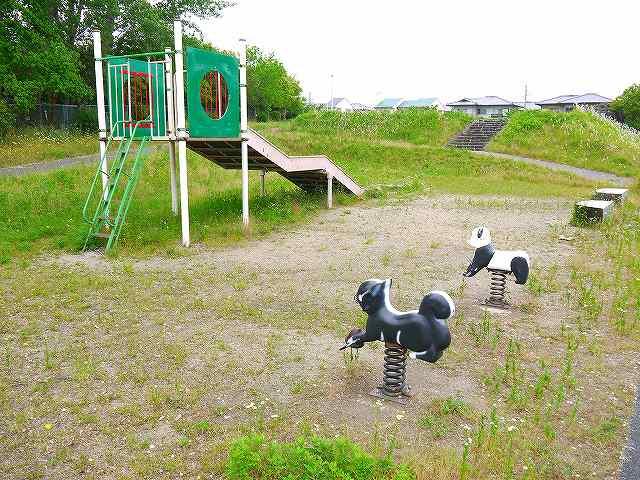 東登美ヶ丘4号児童公園の画像